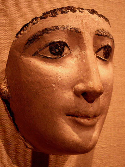 2nd century eyes by Mamluke on Flickr.2nd century eyes Funerary Mask of a Young Woman - 2nd century CE - Faiyum, Egypt / Minneapolis Institute of Art