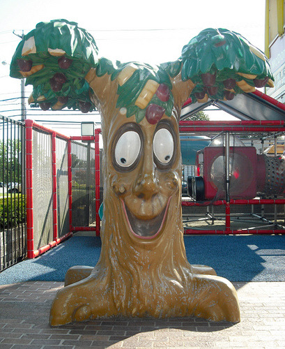 McDonaldland Tree Source: Flickr