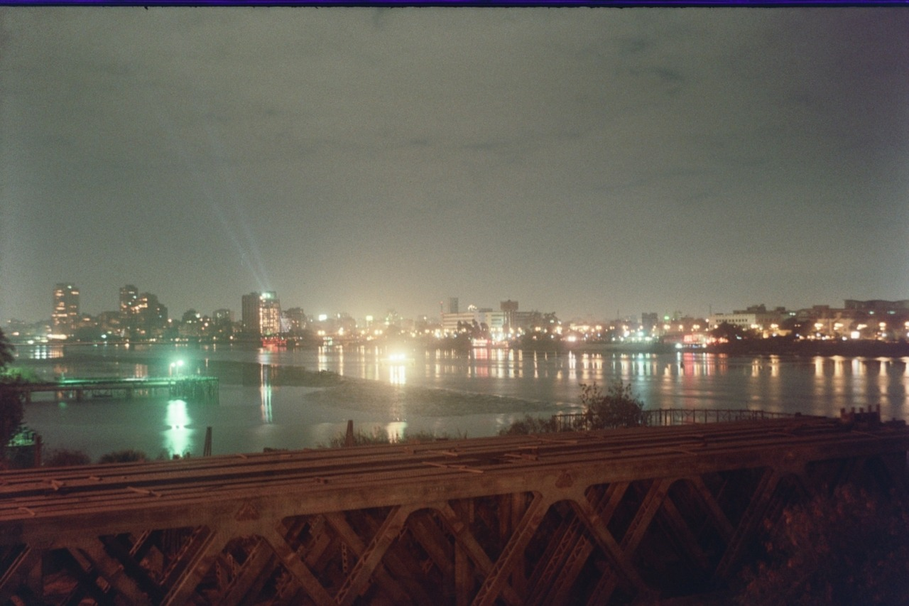 nile river - EGYPT Smena 8M - Lens T - 43 4/40 LOMO - Kodak Professional 100 Wednesday July 20, 2011