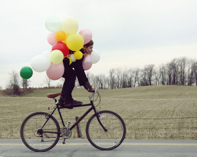Le Voyage des Ballons Multicolores by ClickFlashPhotos / Nicki Varkevisser on Flickr.