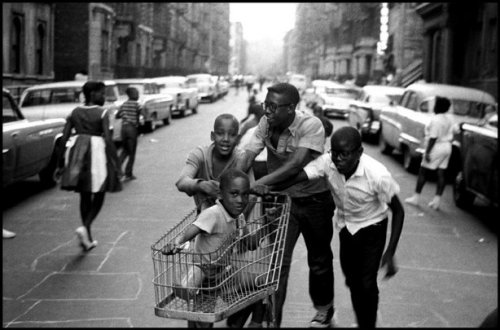 New York City, Harlem, 1963 Leonard Freed