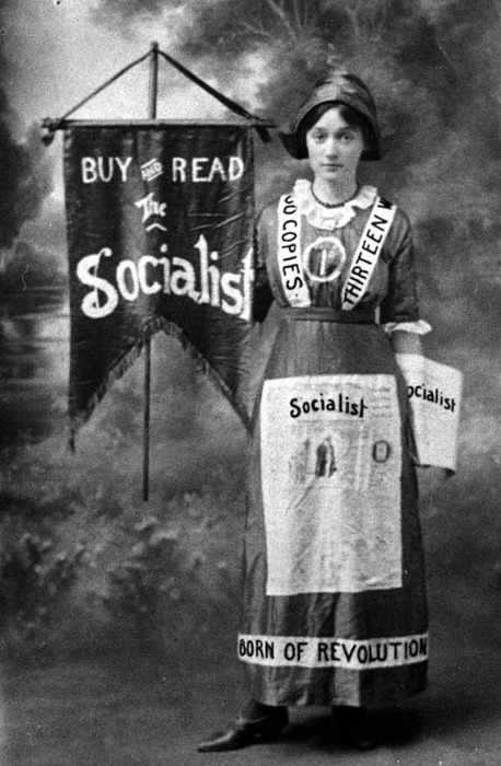 sibilas:  The socialist 1913