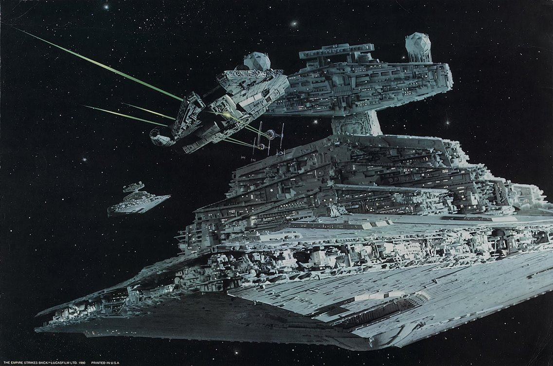 #StarWars Pursuit