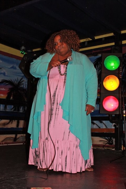 Queenie TT @ Oakland Comedy Slam  [SASS+SWAG]