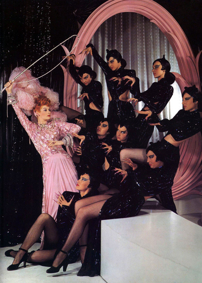 Lucille Ball for Ziegfeld Follies (1946)