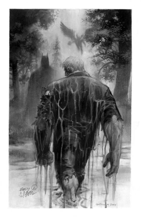 xombiedirge:  Solomon Grundy by Eddy Newell