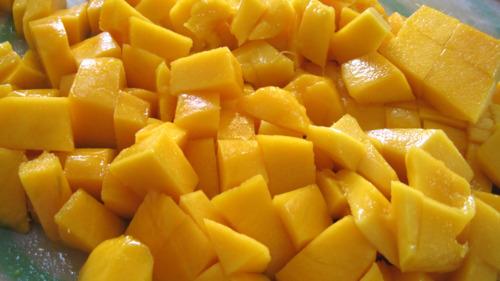 Oven Lovin' Girl — vegan mango banana bread