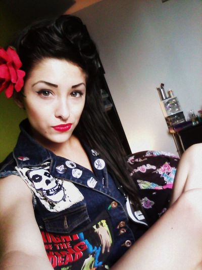 rottendolls:  rockabilly day.