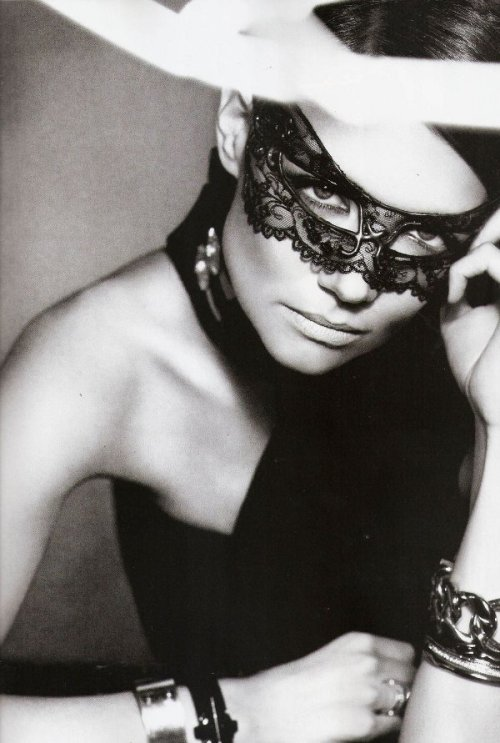 katie holmes by tom ford via fashionspot