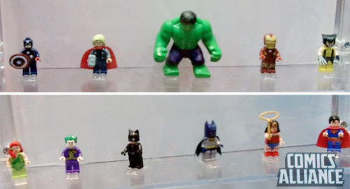 "(via First Look At Marvel ""The Avengers"" Legos And More)"