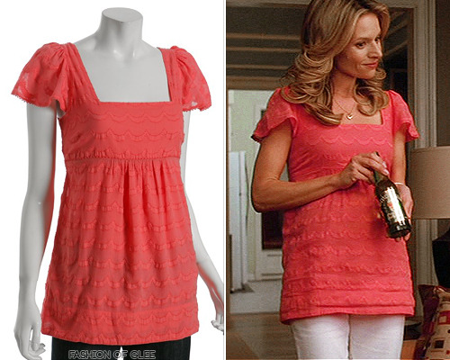 Juicy Couture Scalloped Tunic - No longer available