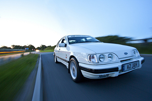 Another way Starring: Ford Sierra XR4x4 V6 (by Graham.Williams)