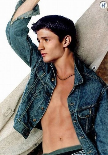 Nathan Scott (James Lafferty) from One Tree Hill.