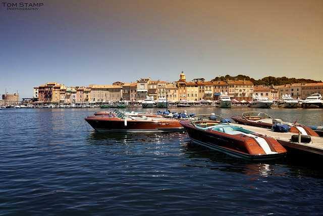 St Tropez Harbour (Explored! :D) by Tom Stamp | Photography on Flickr.Just move there already, Jay^^