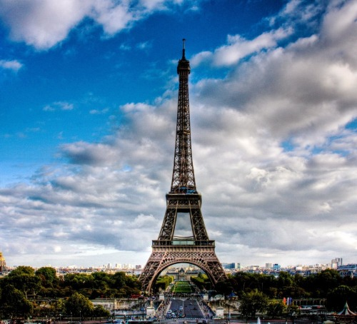 "Going to Paris is still in my wish lists. Since Paris is one of my favorite places/cities in the world (though I haven't been there) I'm still dying to go there…  One of my reasons why I do love Paris is because of ""Eiffel  Tower"". It is said to be the tallest building in Paris and the most-visited paid monument in the world. And I like the fact that in Paris or around Europe is influences education, entertainment, media, fashion, science and the arts. They really preserve their culture. And for this, wherever you look in Paris, up or down, left or right, you'll see spectacular views from it. And that's the true Beauty of the City. :)"