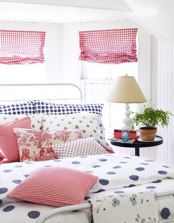 heartbeatoz:  (via Inspired Design: Dress to Decor: Pattern Play & Winner Announcement)