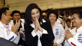 Thailand's rich stay greedy – the battle for Yingluck's minimum wage Thailand's PM-elect, Yingluck Shinawatra, is presently engaged in a tough battle to introduce a higher minimum wage for the country's poorest workers (via Asian Correspondent)