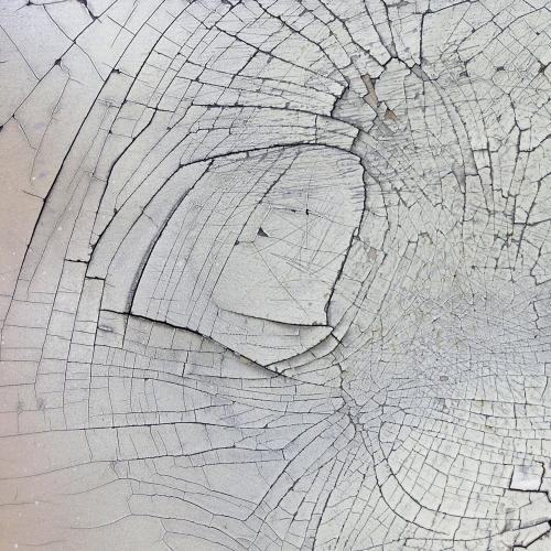 iamjapanese:    Cecil Touchon Cracked Surface photograph of a white surface with cracks