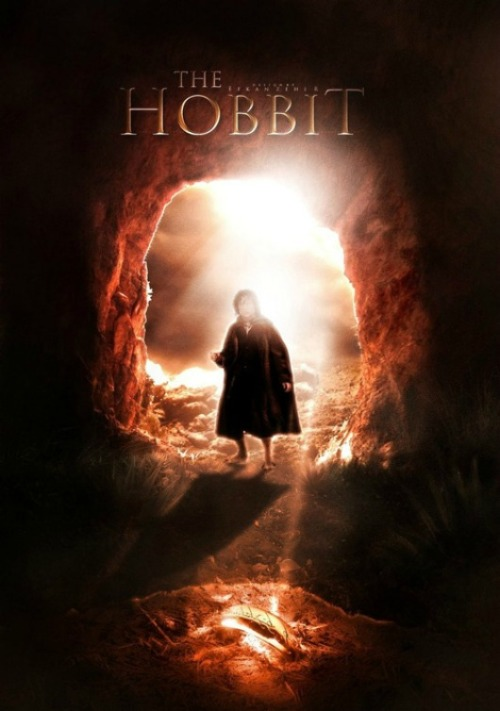 Teaser Poster(?): The Hobbit moviefone:  This May or May Not Be the First Poster for 'The Hobbit' Is there any way this won't be as good as the 'LOTR' trilogy?