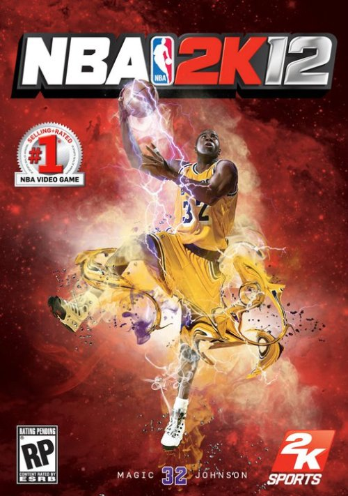 NBA 2k12: Magic Johnson