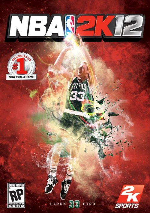 NBA 2k12: Larry Bird
