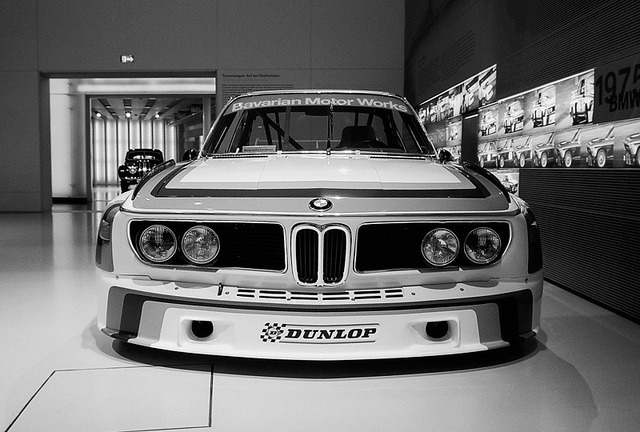 yrys-automotive:  3.5 CSL by super_summilux on Flickr.
