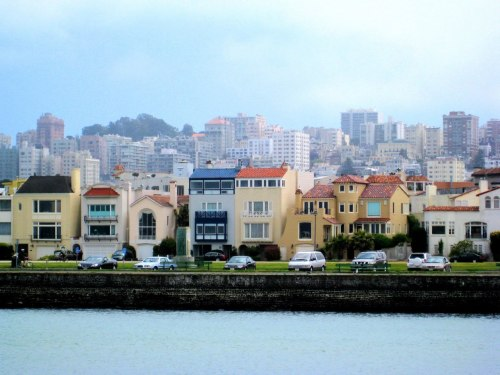 tisclassy:  The Marina District - San Francisco, CA.  'tis classy.
