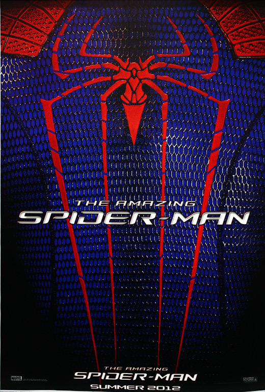 THE AMAZING SPIDER-MAN'S FIRST OFFICIAL TEASER POSTER First the trailer, and now this. Who's excited? Who's dreading it? Let us know.