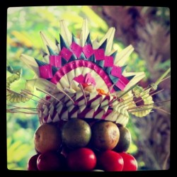 #fruit #bali #iphonesia #asia #tropical #apples #decoration (Taken with instagram)