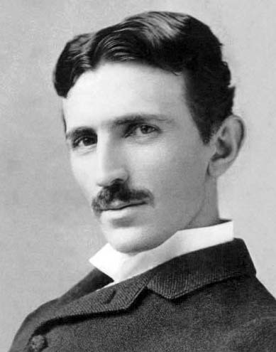Scientists You Should Know: Tesla (also) My {Straight} Historical Crush. — So Dapper!