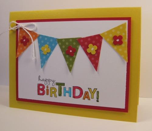 (via July Make & Take Cards) cute birthday card!