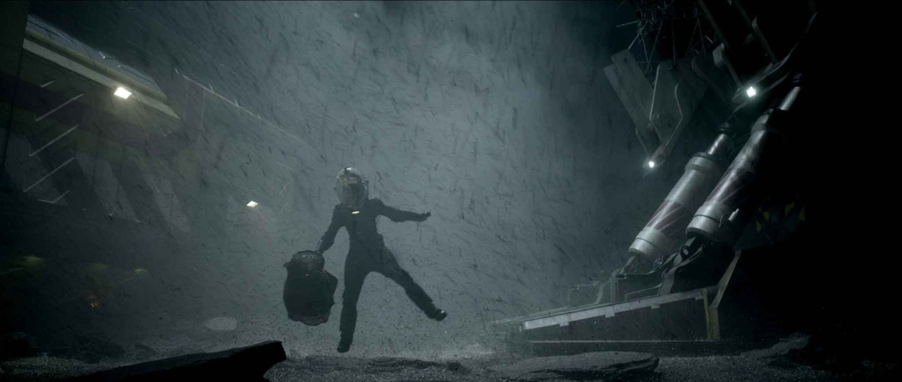 dailybunch:  The first image from Ridley Scott's Prometheus