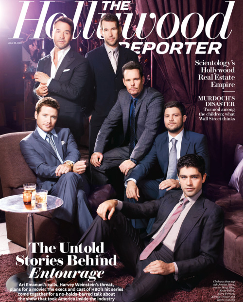 xbeiro:  'Entourage': 10 Never-Told Secrets (Vía: The Hollywood Reporter)