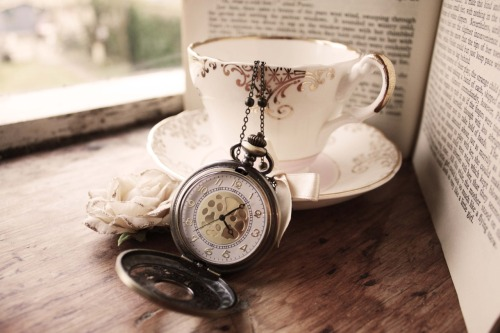 Definately time for tea || ~Mimi-93