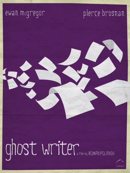 The Ghost Writer by Matheus Candido