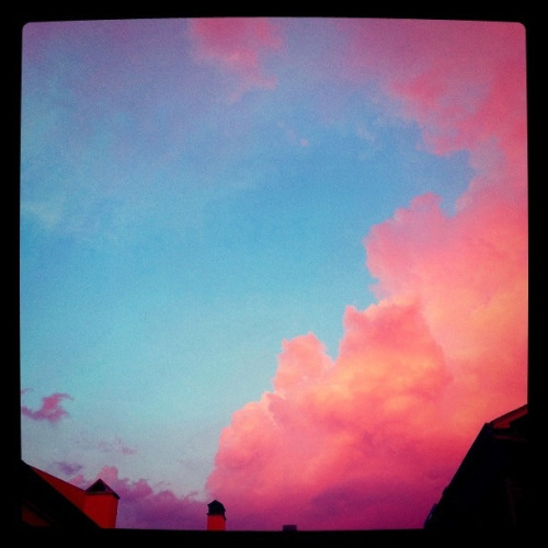 on Flickr.If the sky was always made of cotton candy, I would always be happy.