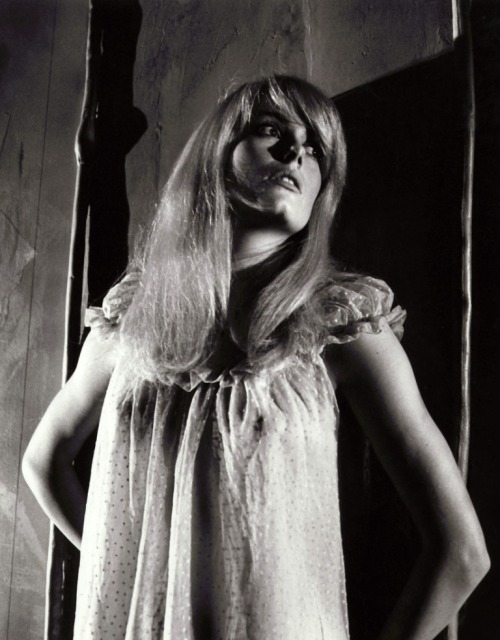 Catherine Deneuve. Repulsion.