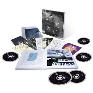 Deluxe QUADROPHENIA reissue due in November - pictured here.  Some surround sound mixes confirmed by Bob Pridden, the band's longtime sound engineer.  The Second Disc has a a bit of info — check it out. Click through for the story.