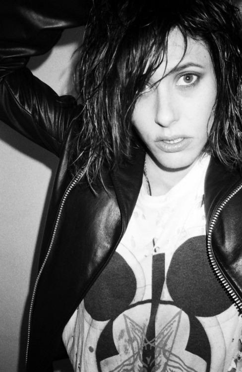speak-slow:  Kate Moennig by Lindsey Byrnes - Work magazine july 2011.