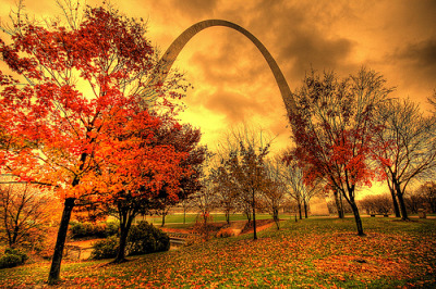 westeastsouthnorth:  Gateway Arch, St. Louis, Missouri, United States