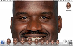 A preview of Mac OS 10.8: Shaq