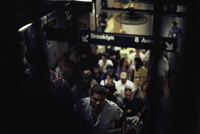 Analog Subway: Traffic