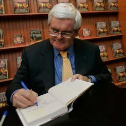 "I am not qualified to judge Gingrich's knowledge of pterodactyls or the  merits of establishing a colony on Mars. However, I have just completed  his latest book of history: A Nation Like No Other: Why American Exceptionalism Matters.  And I can say, with absolute confidence, that it may be the most  inaccurate, least intellectual book about our nation's past I have ever  read. Michael Kazin, ""Newt Gingrich: America's Worst Historian"""