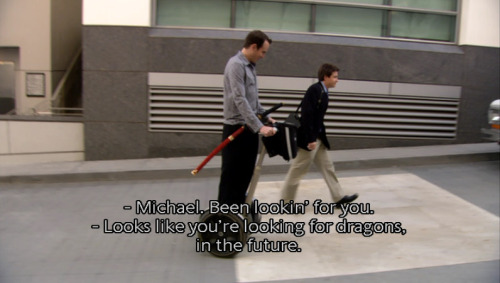 This line is hilarious. I can't wait for the show to return on Netflix.