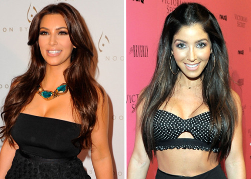 Kim Kardashian Sues Old Navy Over Look-alike And Other Celebs Who Should I put Kim's lawsuit to the test with the Celebrity Lookalike Generator.