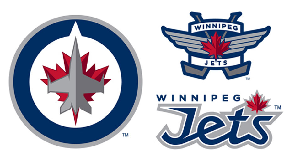 Here is the Winnipeg Jets' new logo It was inspired by the Royal Canadian Air Force. Thumbs up or down?