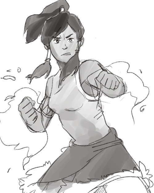 paperseverywhere:  Last one for now promise. xD Livestream: Korra