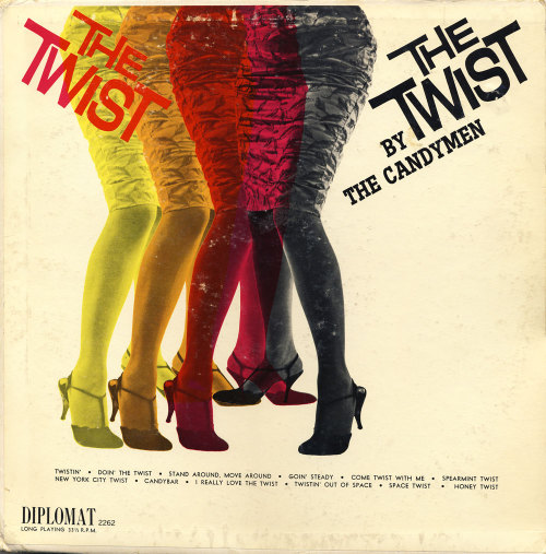 creepyhearts:  Candymen - The Twist 1962  still love this.
