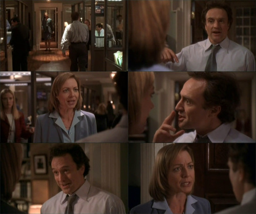CJ Cregg: Oh Josh?Josh Lyman: Yeah?CJ Cregg: The federal page of The Washington Post just called Carol to confirm that you're the Josh Lyman who stated on an internet website that the White House could order a GAO review of anything it wants.Josh Lyman: Without threatening the separation of powers is what I was saying.CJ Cregg: You posted on a website?! Josh Lyman: I was communicating with the people.CJ Cregg: Really?Josh Lyman: CJ, it's a crazy place. It's… it's got this dictatorial leader who I'm sure wears a muumuu and chain smokes Parliaments.CJ Cregg: What did you go there for in the first place? Josh Lyman: It's called LemonLyman.comCJ Cregg: Let me explain something to you, this is sort of my field. The people on these sites: they're the cast of One Flew Over the Cookoo's Nest. The muumuu wearing Parliament smoker? That's Nurse Ratched. When Nurse Ratched's unhappy the patients are unhappy. You? You're McMurphy! You swoop in there with your card games and your fishing trips…Josh Lyman: I didn't swoop in! I came in exactly the same way everybody else did.CJ Cregg: Well, now I'm telling you to open the ward room window and climb on out before they give you a pre-frontal lobotomy and I have to smother you with a pillow.Josh Lyman: You're Chief Brom…CJ Cregg: I'm Chief Bromden yes at this particular moment. I'm assigning an intern from the press office to that website. They're going to check it every night before they go home. If they discover you've been there, I'm going to shove a motherboard so far up your ass…what?!Josh Lyman: Well, technically, I outrank you…CJ Cregg: So far up your ass!