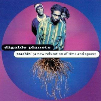 "Digable Planets - ""Escapism (Gettin' Free)  The supreme urban bohemian bards. I always dug that Herbie Hancock sample. Continued…"